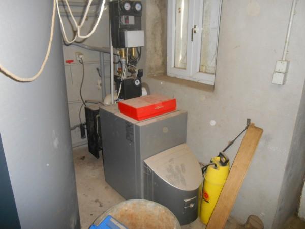 chauffage condensation fioul